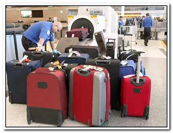 как не потерять багаж