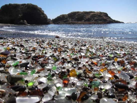 Необычные и удивительные пляжи мира
